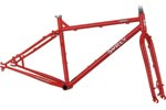 "SURLY PUGSLEY FRAME 16""BLACK"
