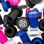 Gusset BMX Push-In plugs