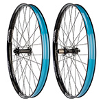 Pair of Halo Vapour 50 wheels
