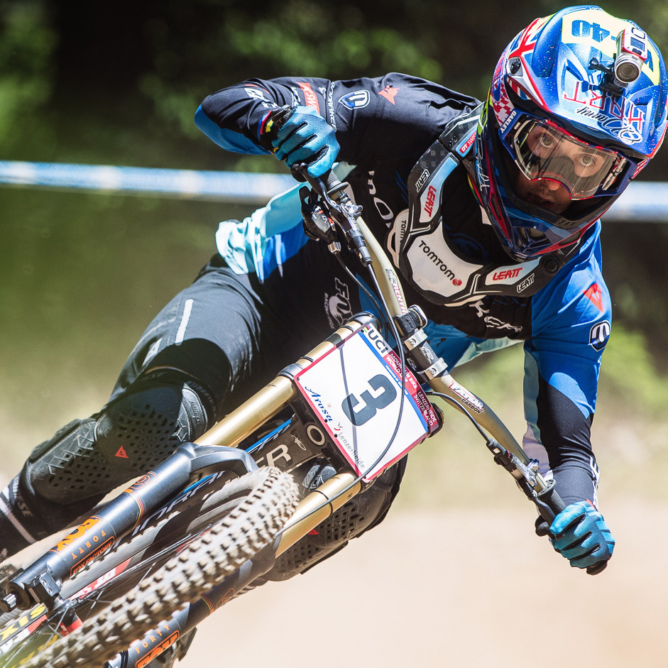 Renthal's Hart and Gwin go 1-2 in Lenzerheide