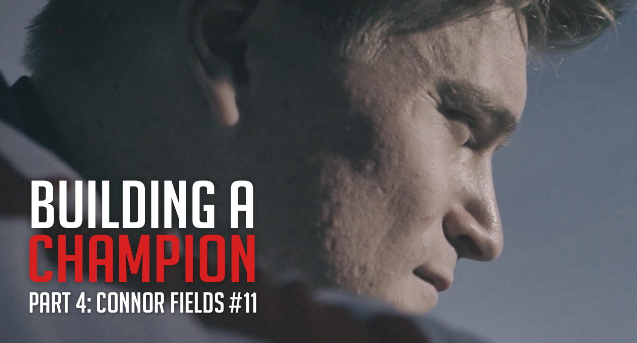 Building A Champion Part 4. CF11