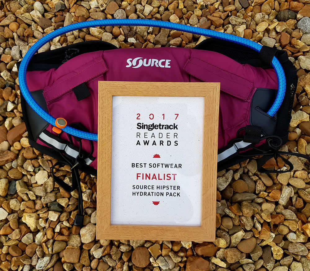 Source Hipster - finalist at Singletrack awards