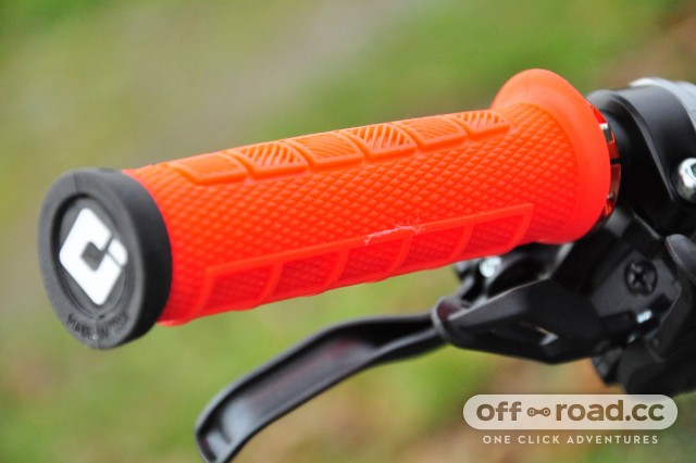 Off.road.cc award the ODI Elite Pro Lock-On Grips 4.5/5