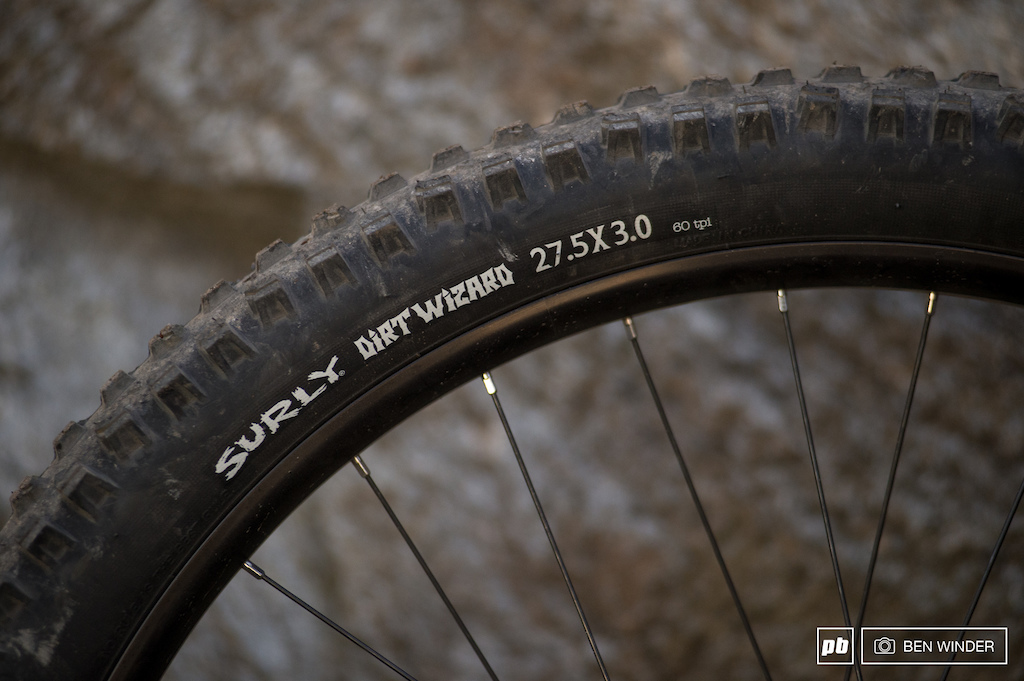 Surly Dirt Wizard review by Pinkbike