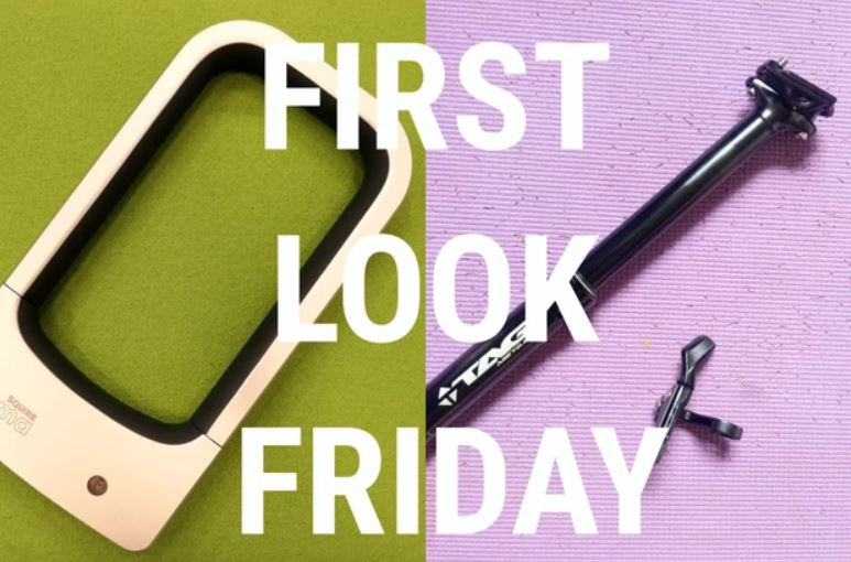Squire Inigima featuring in Bike Radar's first look Friday