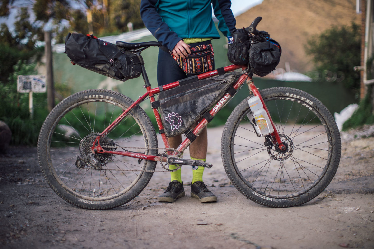 Bikepacking.com gives a nod to the Surly Bridge Club