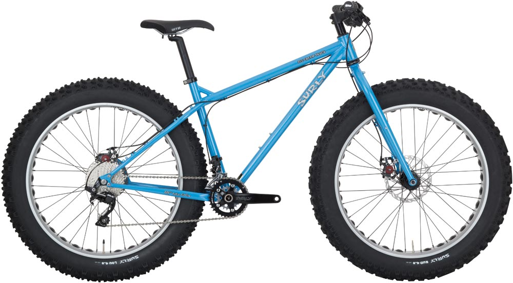 Ten Reasons why a Fat bike should be your only bike