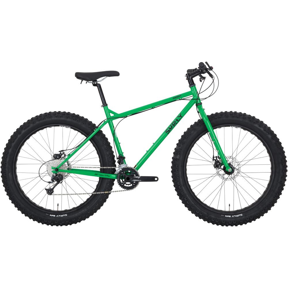 Huge reductions on Surly bikes.