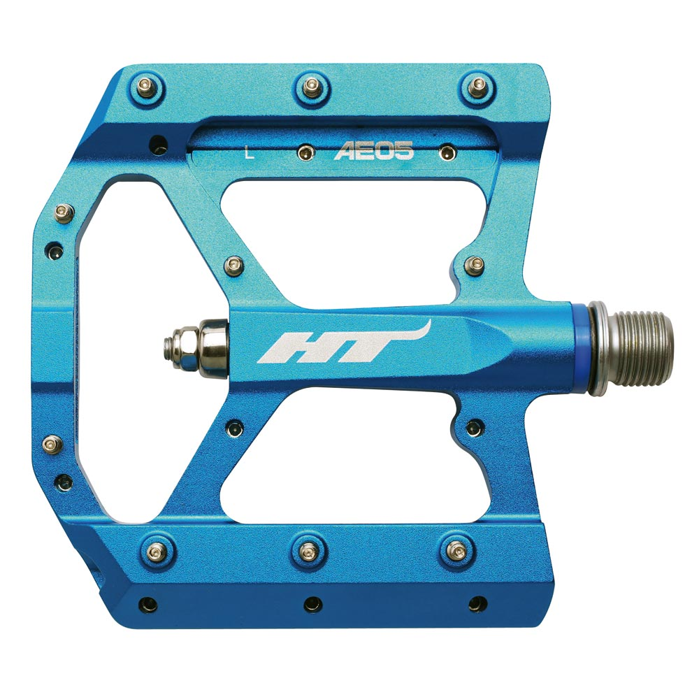 HT AE05 Pedals review on Singletrack