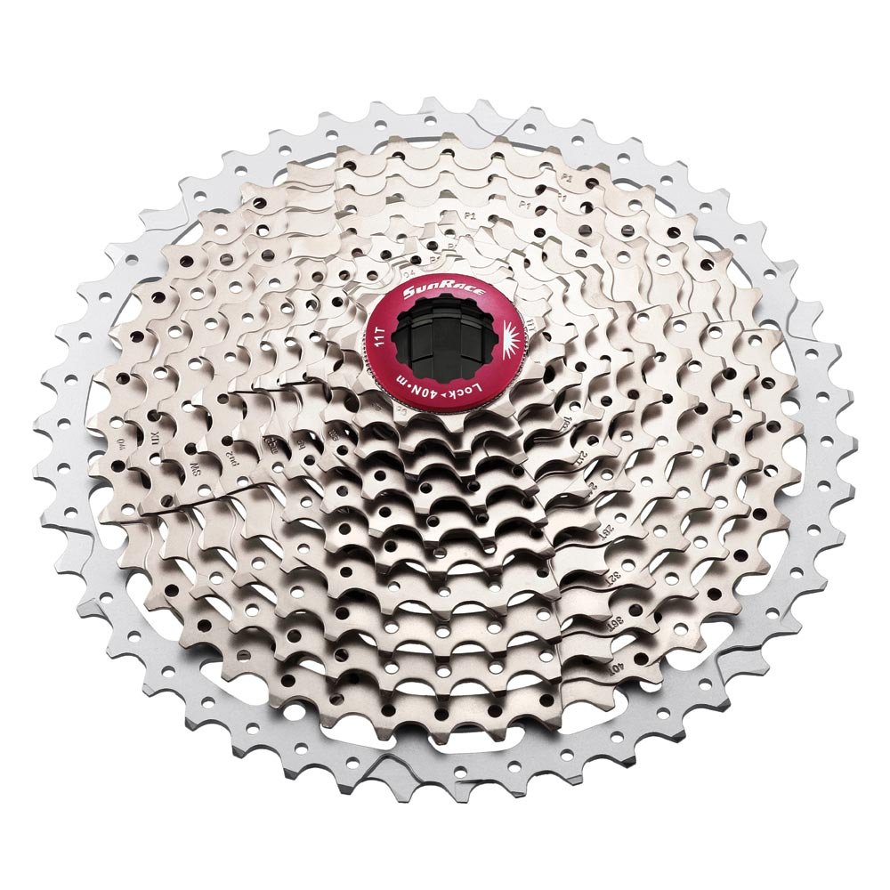 New Sunrace MX8 11-46t Cassette