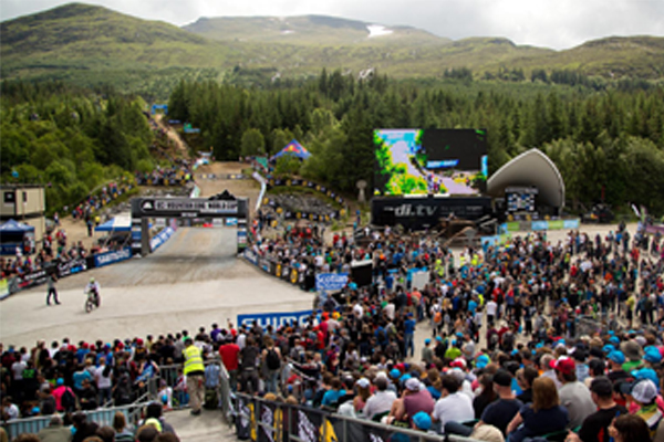 Fort William DH World Cup