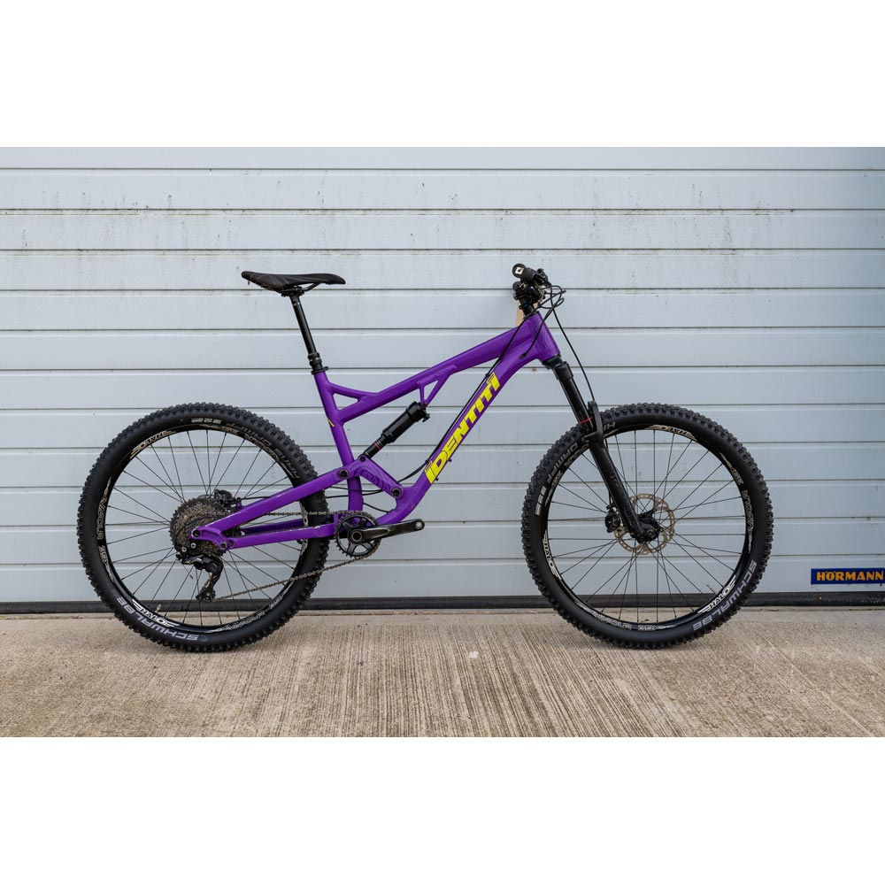 Mettle XT Large - Purple