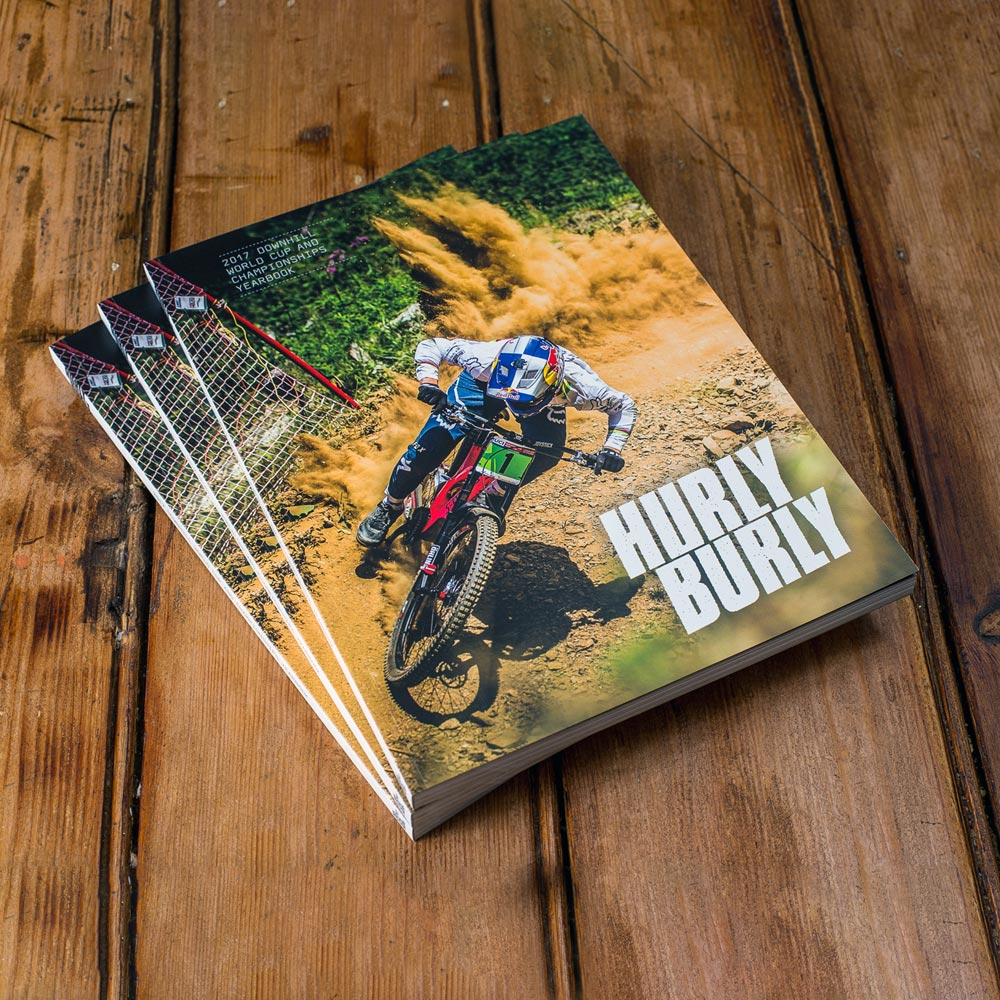 Hurly Burly UCI DH Yearbook