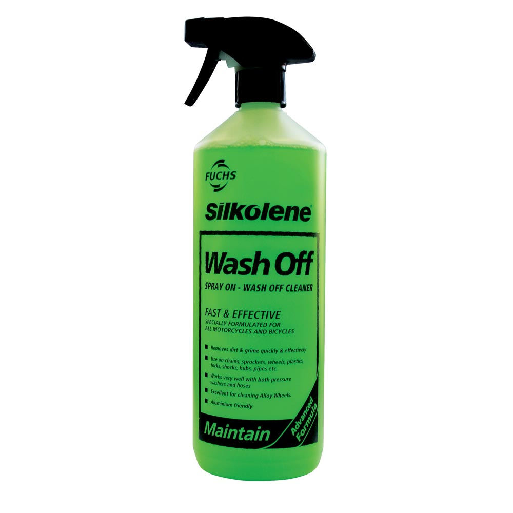 Silkolene Wash Off