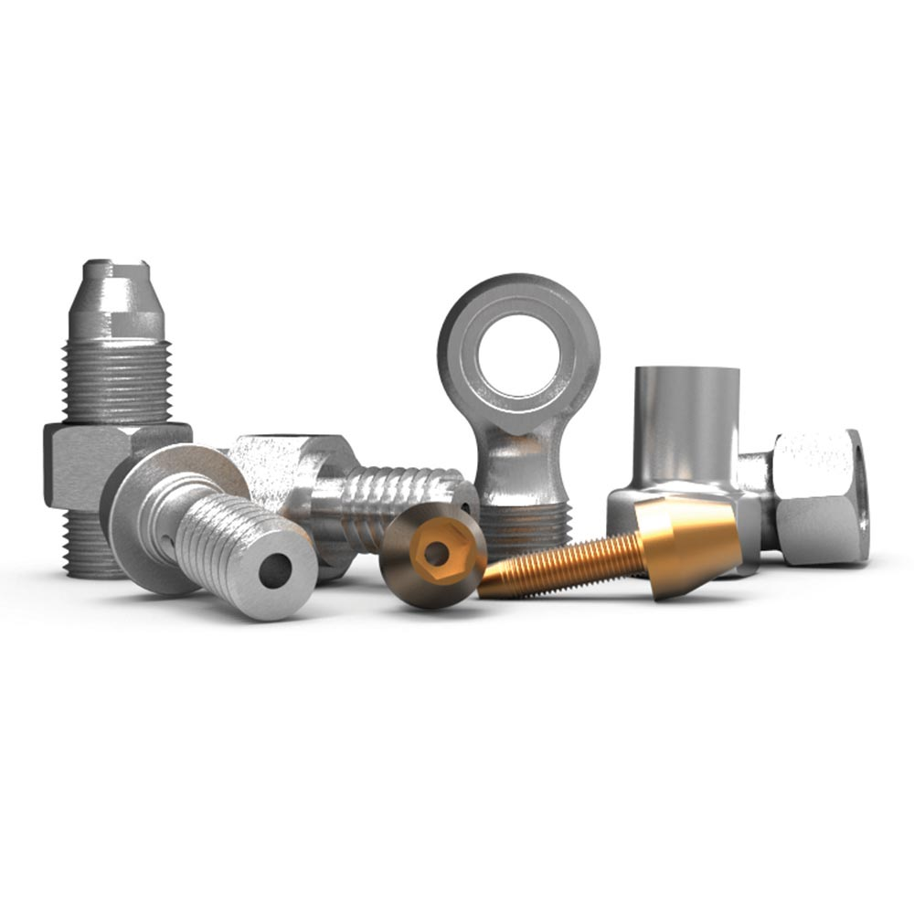 Fibrax Hydraulic Connectors and spares