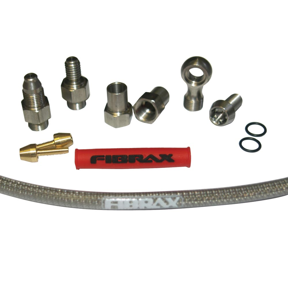 Fibrax Hydro Hose Kit TWO