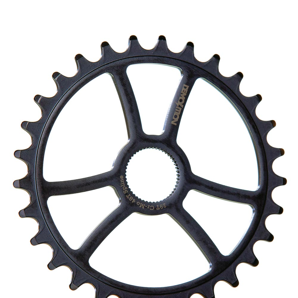 Demolition Mugatu Sprocket