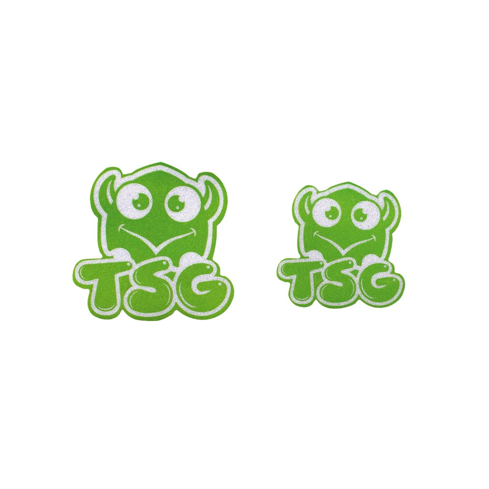 TSG Reflective safety stickers