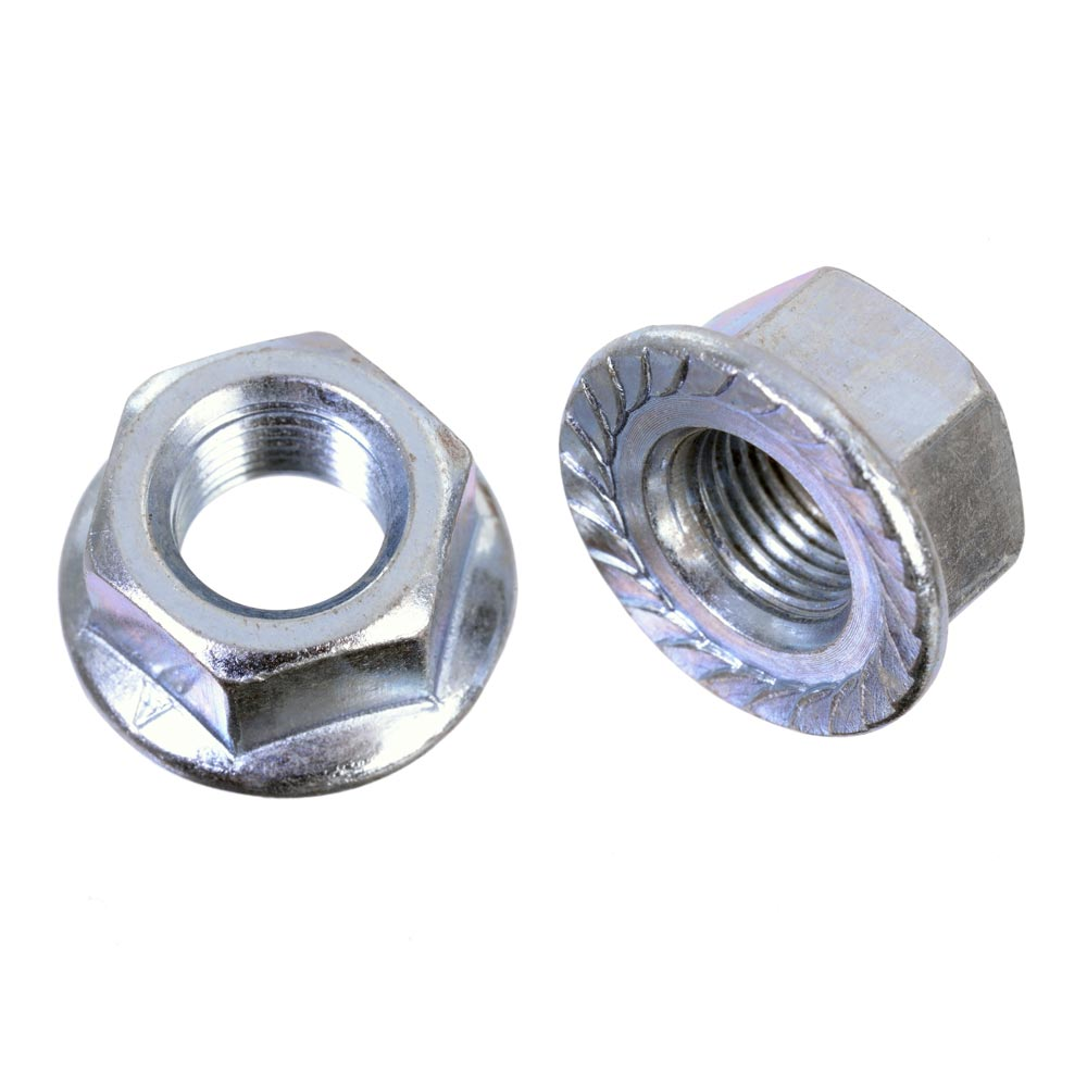 ID Flanged Axle Nuts