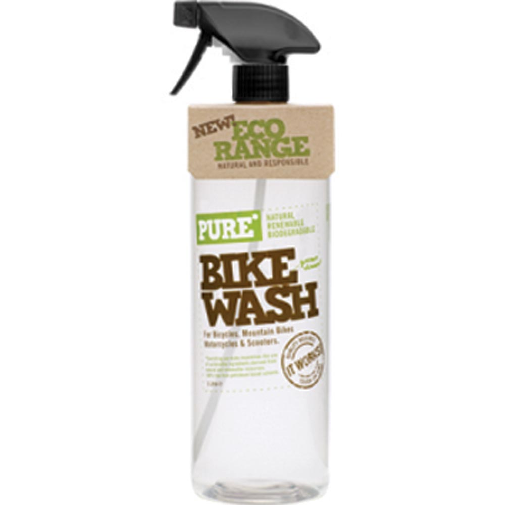 Pure Eco Bike Wash