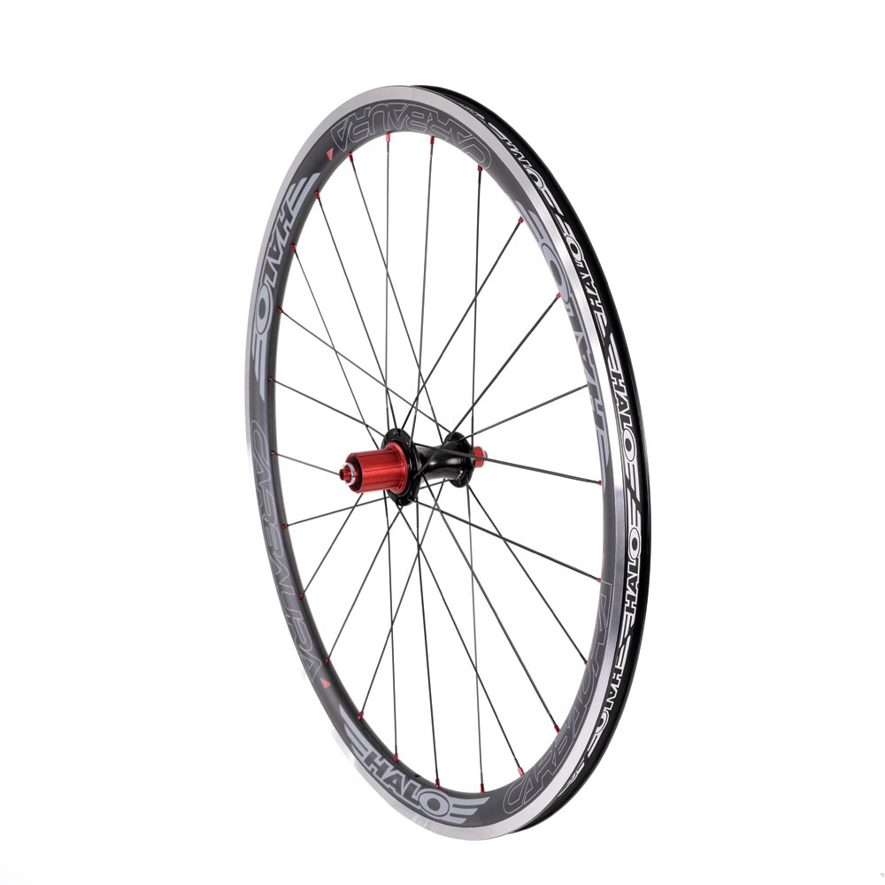 Halo Carbaura A  700c Rear Wheel