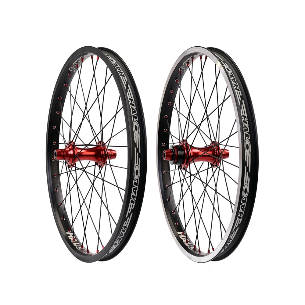 Halo Sub-4 BMX Racing Wheelset