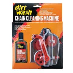 Dirt Trap Chain Cleaner