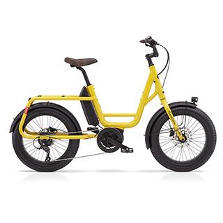 "20"" wheel E-Cargo Bike"