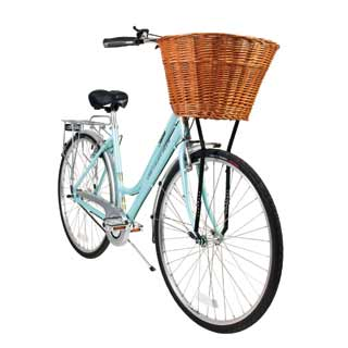 The Light Blue Ladies Parkside 3 Speed Bike