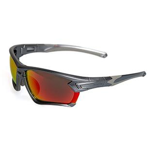 BZ Optics TOUR Mirrored Glasses with Revo Lenses