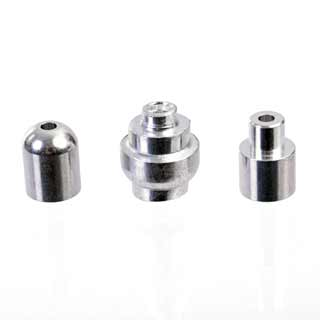 Dia-Compe Alloy cable step ferrules