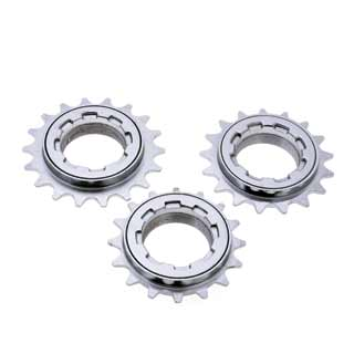 4-Jeri Freewheels in 3 sizes