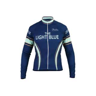 The Light Blue Nuovo Long Sleeve Jersey