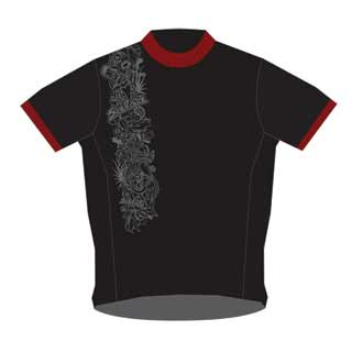 Salsa Collage Short Sleeve Jersey