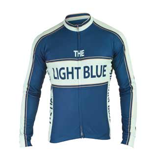 The Light Blue Long Sleeve Jersey