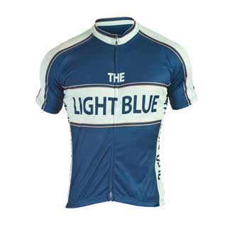The Light Blue Short Sleeve Jersey