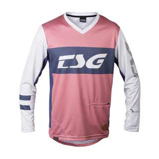 TSG MJ1 Long Sleeve Jersey
