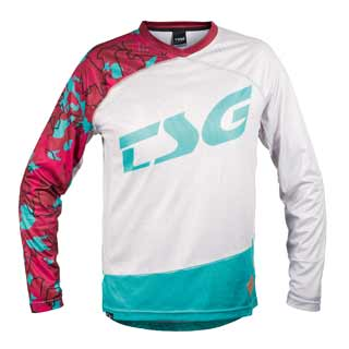 TSG MJ2 Long Sleeve Jersey