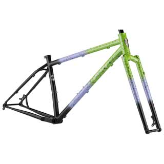 All City Electric Queen Frameset