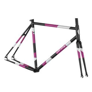 All City Big Block Frameset