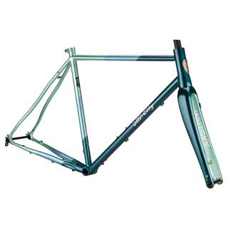 All City Cosmic Stallion Frameset