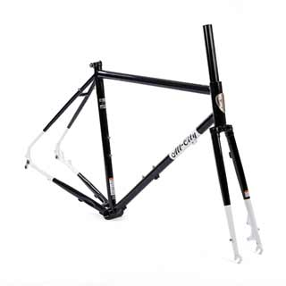 All City Macho Man Disc Frameset