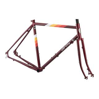 All City Space Horse Disc Frameset