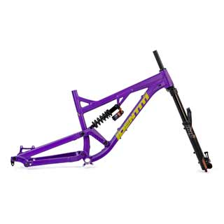 Identiti Mettle Coil Frame Kit