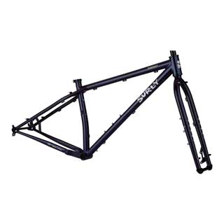 Krampus Frameset - Bruised Ego Purple