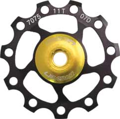 Driven CNC 11 Tooth Jockey Wheel