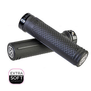 Gusset S2 Lock on Grips - Extra Soft Compound