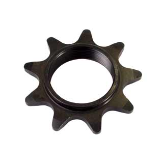 Halo DJD Supadrive and Bushdriver Sprockets