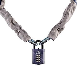 Squire CP50 Lock and Chain