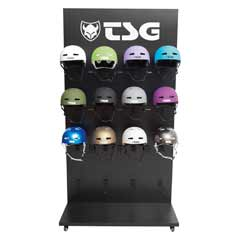 TSG Basic Helmet Display